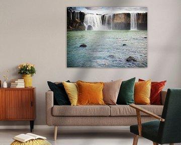 waterfall van Jaap Baarends