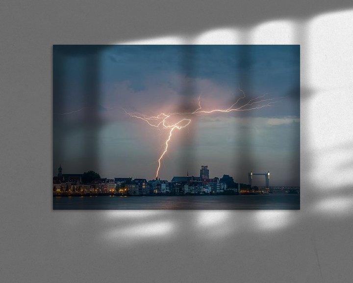 Sfeerimpressie: Bliksems mooi Dordrecht van Patrick Blom
