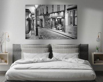 Montmartre in Paris von Loek van de Loo