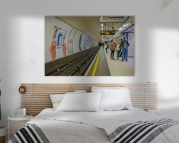 Leicester Square metrostation van Erwin Blekkenhorst