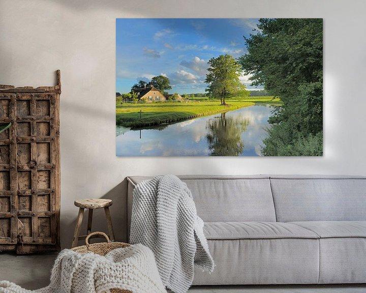 Sfeerimpressie: Heiligenberberbeek van Willem van Leuveren Fotografie