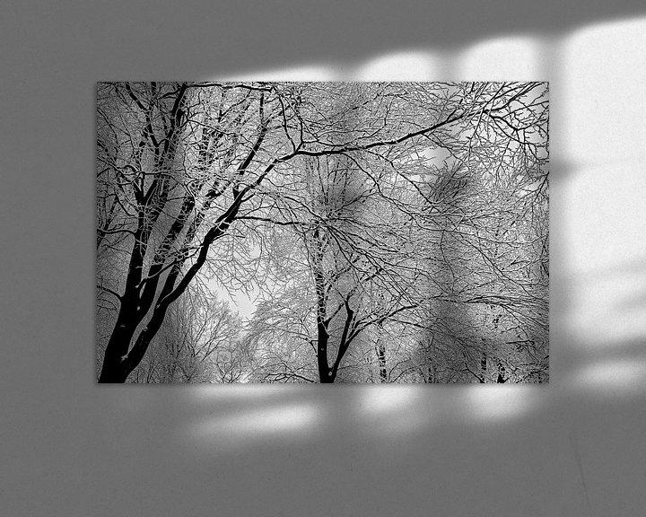 Sfeerimpressie: Zwart-Wit van Michiel Leegerstee