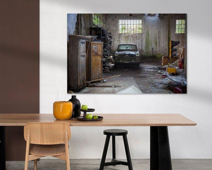 Beispiel: Garage von Leo van Valkenburg