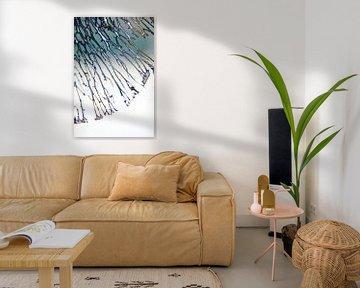 Abstractie van Ding #004c von Peter Baak