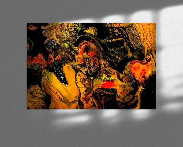 Beispiel: Acrylic art 1957 von Rob Smit