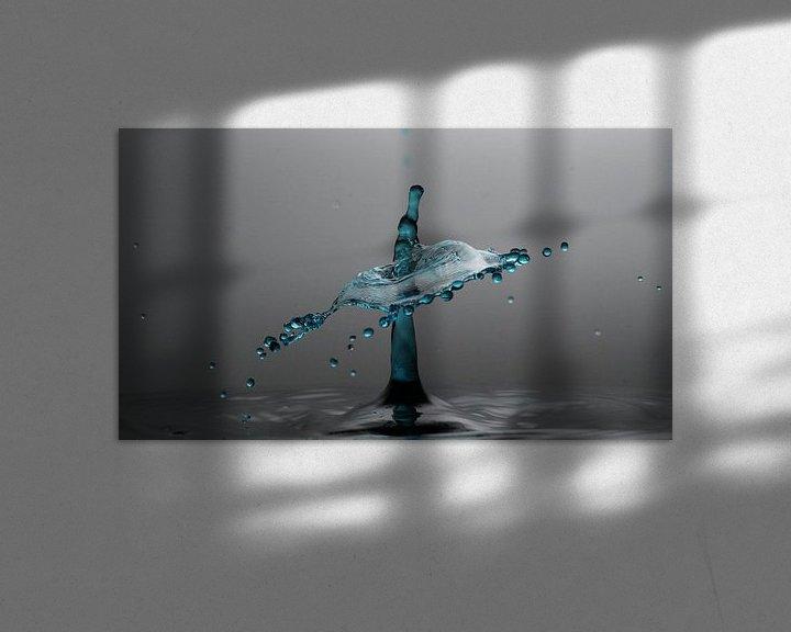 Sfeerimpressie: Druppelfotografie  van Toin Crutzen