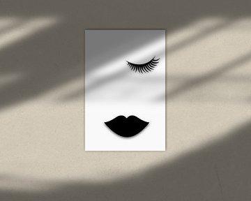 Auge von Marion Tenbergen
