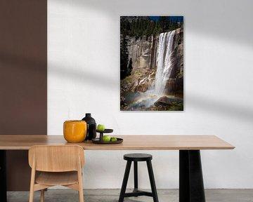 Vernal Waterval van Jeffrey Van Zandbeek