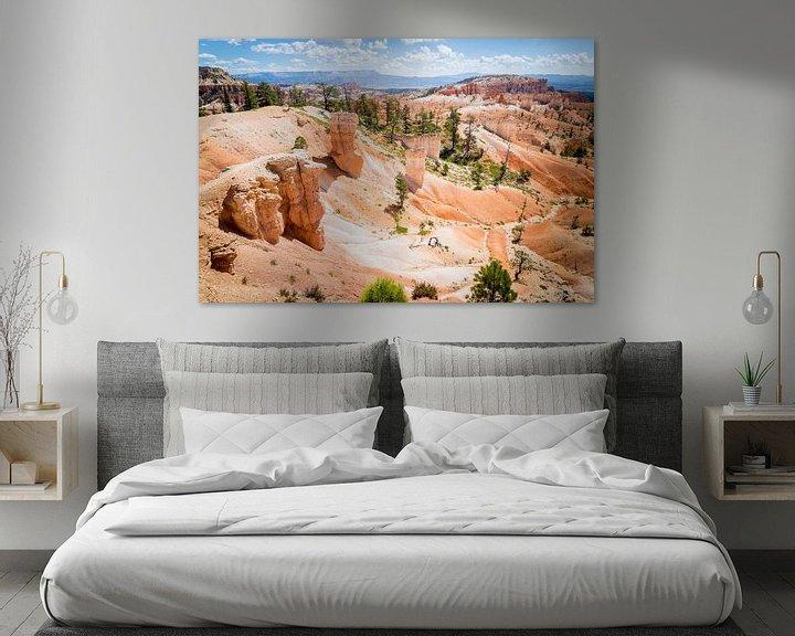 Sfeerimpressie: Bryce Canyon van Jeffrey Van Zandbeek