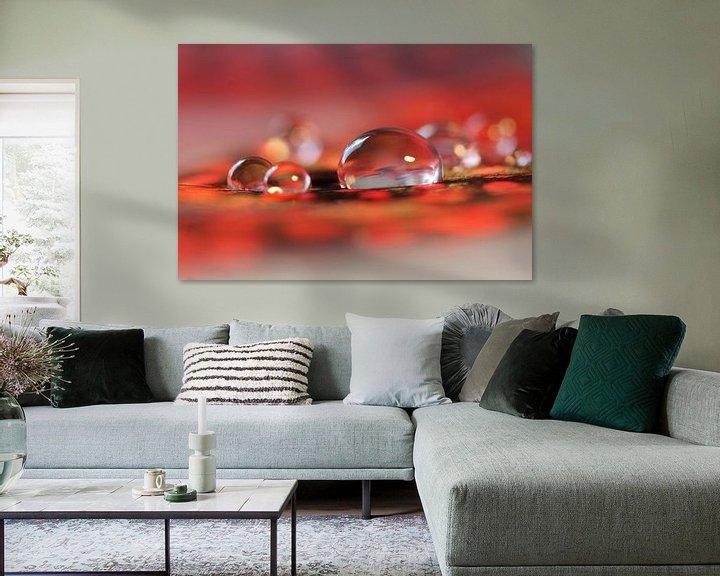 Sfeerimpressie: Red sparkling van Carla Mesken-Dijkhoff