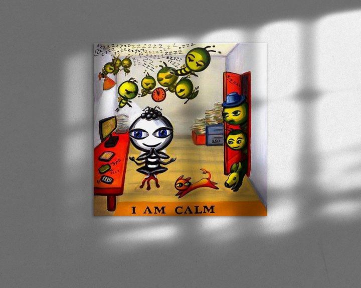 Sfeerimpressie: I am calm van Lorette Kos
