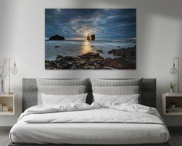 Zonsondergang op de Azoren sur Jonathan Vandevoorde