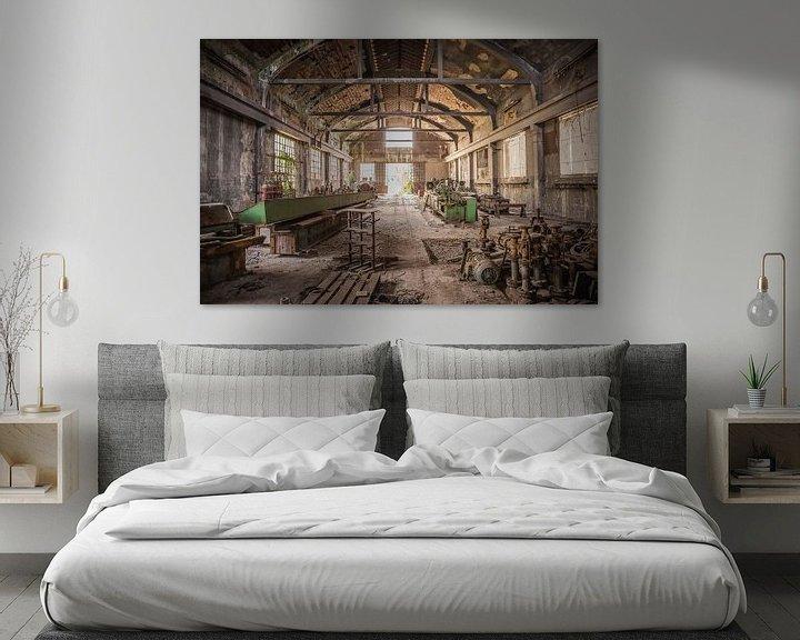 Beispiel: Factory von Leo van Valkenburg