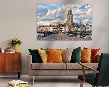 Skyline Deventer van Cor de Hamer