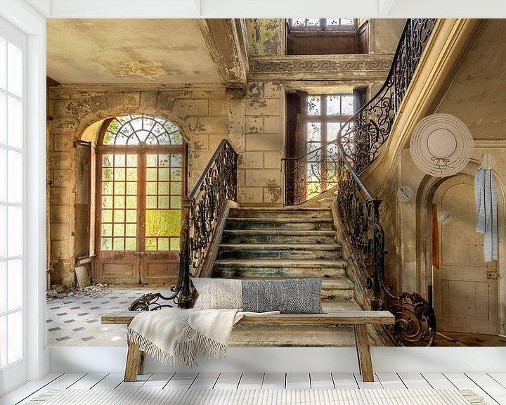 Beispiel fototapete: Die Treppe von Maikel Brands