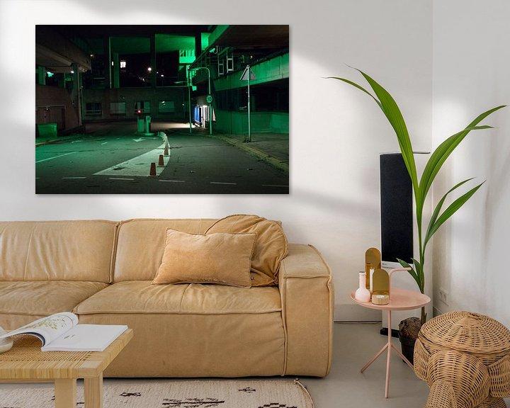 Beispiel: Arnhem - Groenlicht  von Maurice Weststrate