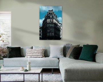 Symmetrie, Parijs von Jeroen Knippenberg