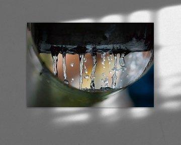 Waterdruppels  van Bart Houx