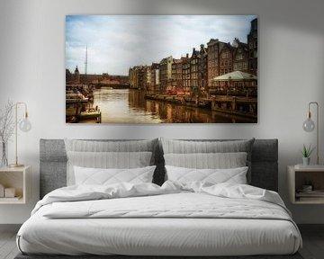 Amsterdam, stadsgezicht von Karin Stuurman