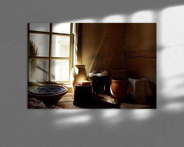 Gouden eeuw stilleven  van Erik Koks