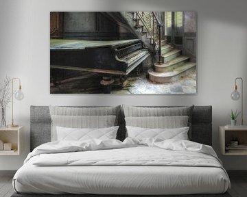 De piano von Truus Nijland