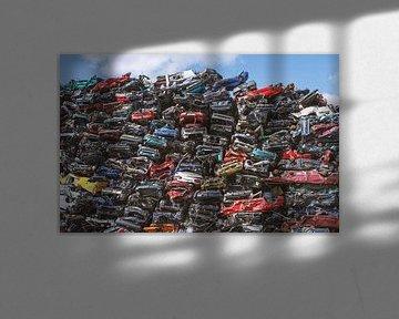 Auto dump in Amsterdam sur Hamperium Photography