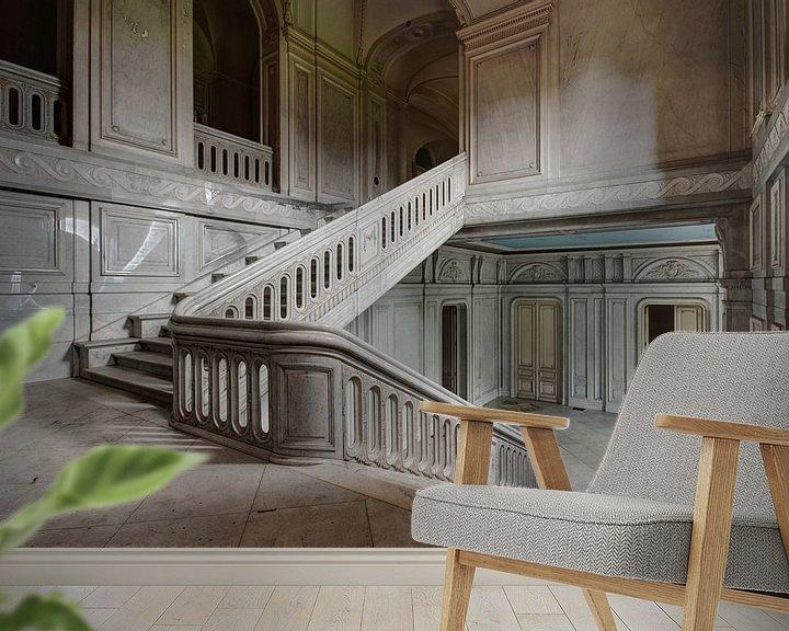 Beispiel fototapete: stairs von Anya Lobers