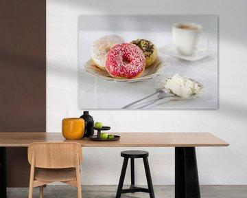 zoete donuts van Els Broers