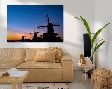 Dutch Sunset von Jan Mulder Photography