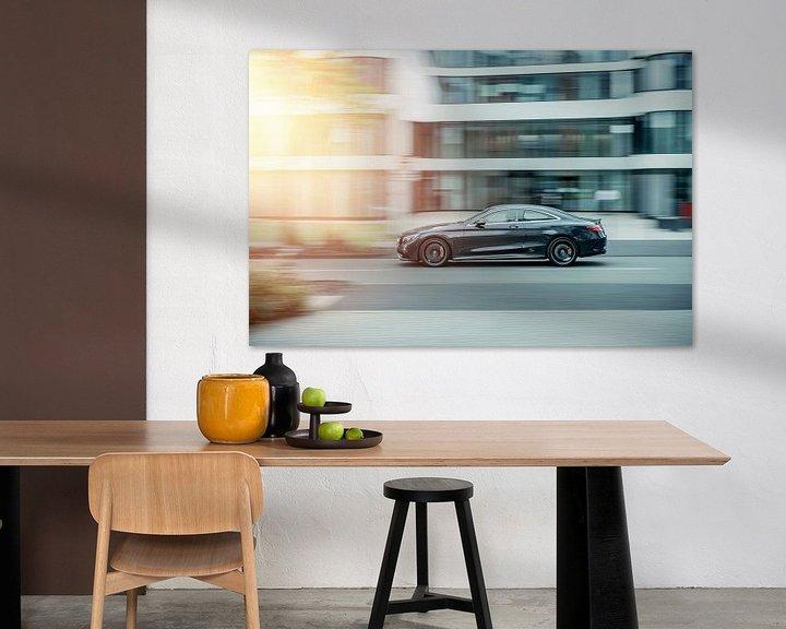 Sfeerimpressie: Mercedes Benz Brabus van Sytse Dijkstra