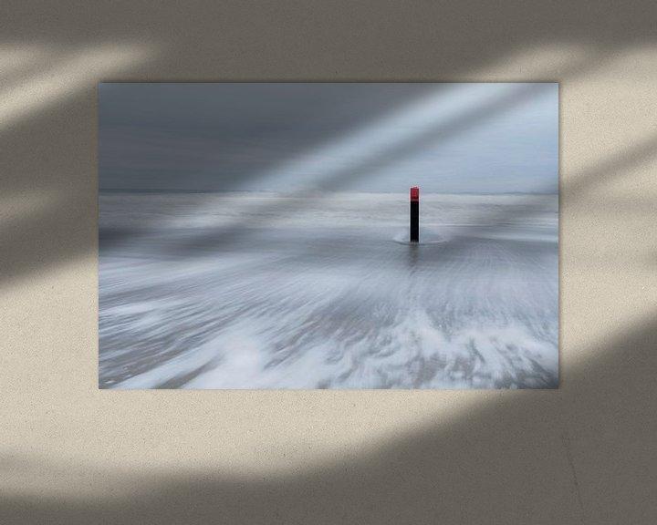 Sfeerimpressie: In de golven van Peter Bijsterveld