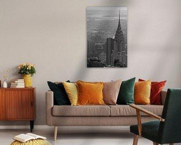 Chrysler Building von Gert-Jan Siesling
