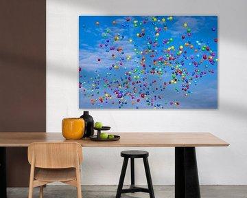 Colour Burst van Ton van Buuren