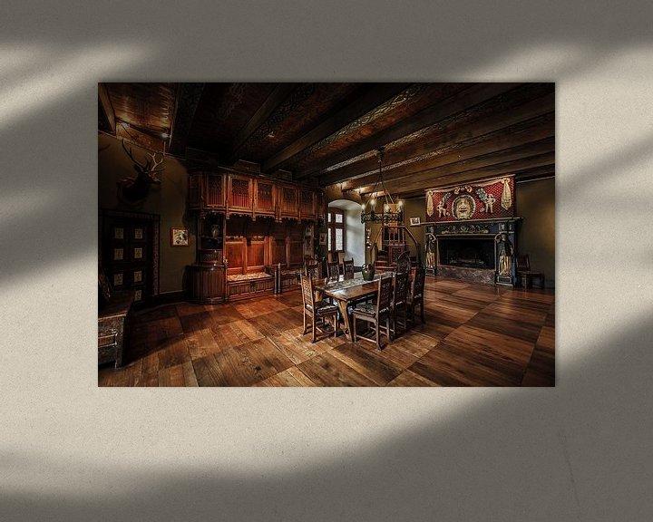 Sfeerimpressie: Chateau de Val (Kasteel) Frankrijk van Rob van der Teen