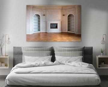 Fernsehen in der Mauer. von Roman Robroek