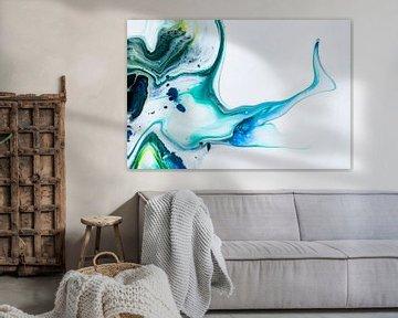 Acryl kunst 2043 von Rob Smit