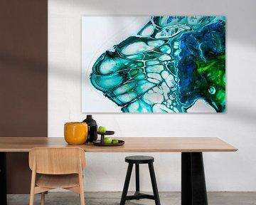 Acryl kunst 2046 von Rob Smit