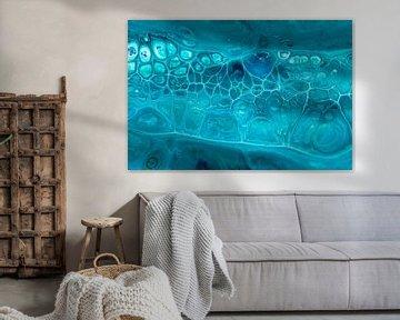 Acryl kunst 2072 von Rob Smit