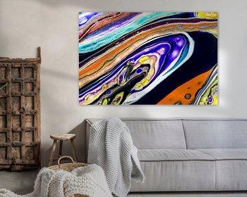 Acryl kunst 2096 von Rob Smit