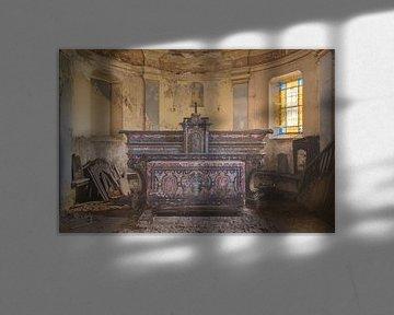 Altar coloré sur Perry Wiertz