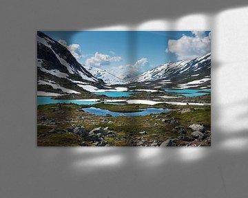 gamle strynefjellsvegen in norway