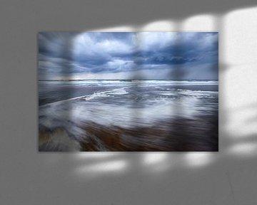 Wilde Noordzee van Elroy Spelbos