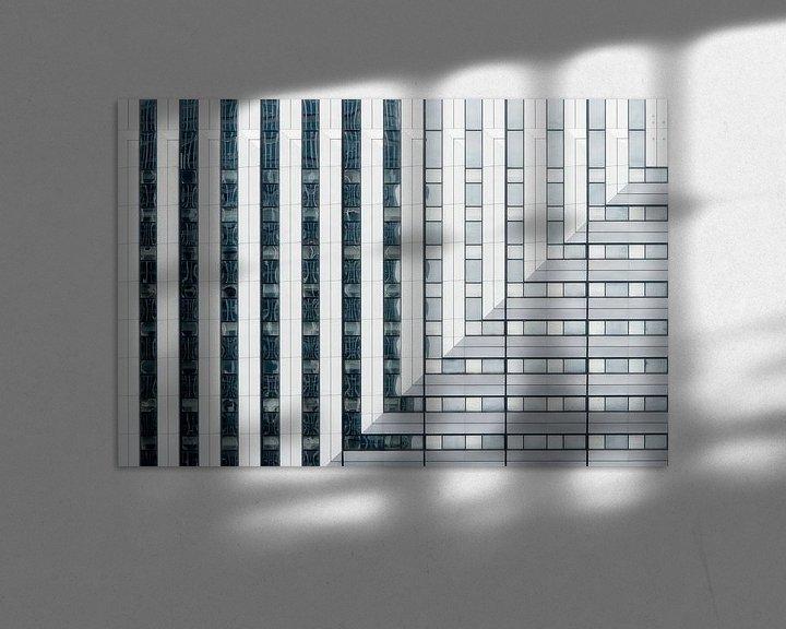 Sfeerimpressie: Moderne Architectuur van Ellen Driesse
