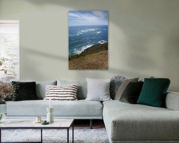Cape Rianga Nieuw Zeeland van Dennis Rietbergen