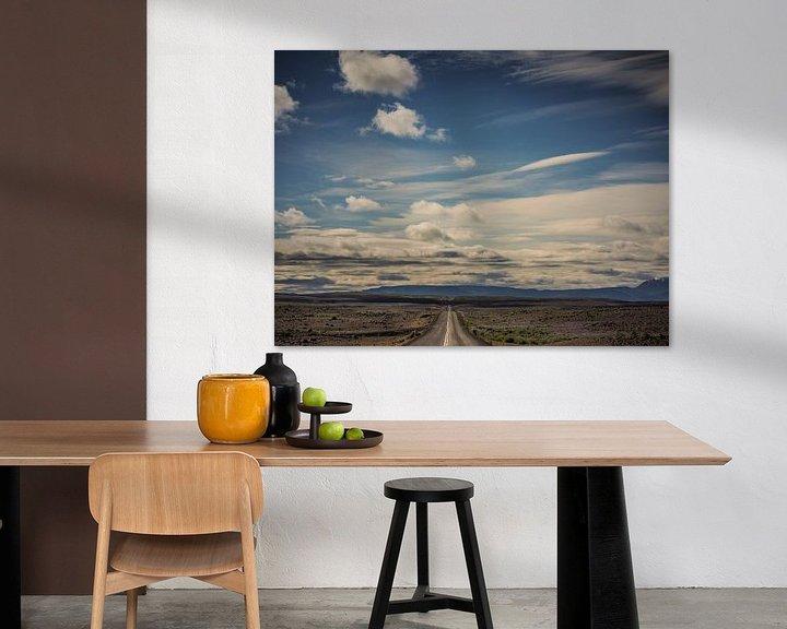 Sfeerimpressie: The road to Myvatn van Lex Schulte
