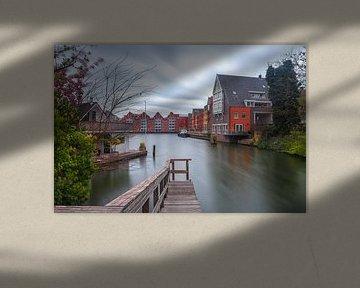 Woonwijk in Hoorn van Elroy Spelbos
