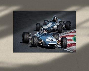 Historic F3 1000 cc - 05 von Arjen Schippers