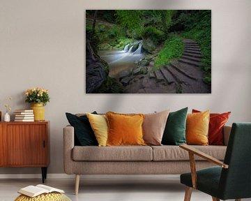 Schiessentümpel waterval von Elroy Spelbos