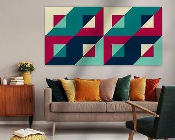 Pattern 02 von Harry Hadders