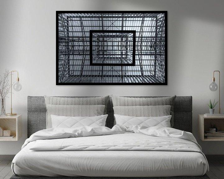 Sfeerimpressie: Symetrie van Wouter Kok